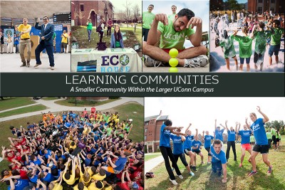 Learning Communities offer academic, experiential, and social enrichment.